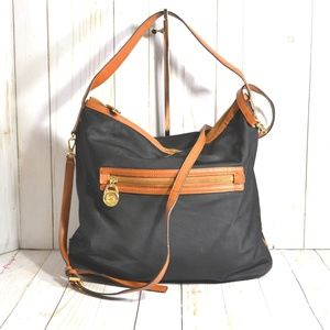 Michael Kors Nylon Convertible Purse Bag Satchel